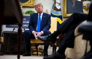"""Trump, o tasarıyı """"utanç verici"""" diyerek..."""