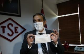 TSE, çok kullanımlı bez maskenin standartlarını...