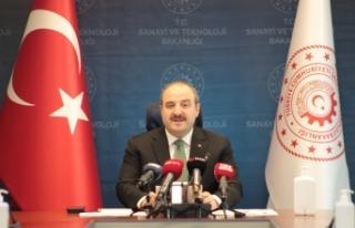 """""""Türk sanayisinin zayıflamasına müsaade etmeyeceğiz"""""""
