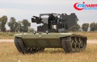 Türkiye'nin 'mini tankı' için seri...