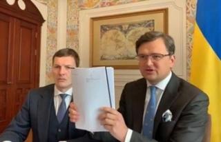 Ukrayna, Kerç Boğazı krizi sebebiyle Rusya'yı...