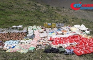 Van'da PKK/KCK terör örgütü operasyonunda 5,5...