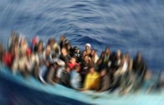 Yunanistan Ege Denizi'nde insan haklarını çiğnemekte...