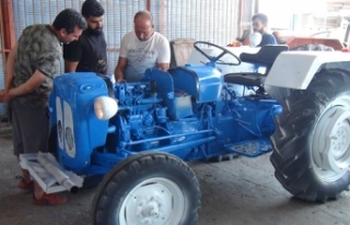 5 bin liraya aldığı traktöre 15 bin lira masraf...