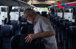 65 yaş ve üzerindekiler izin belgesi alarak turizm...