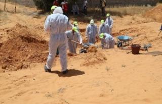 AB Sözcüsünden Libya'daki toplu mezarlara ilişkin...