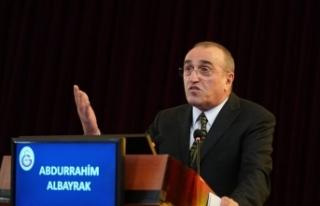 """Abdurrahim Albayrak: """"Ali Koç'a çok teşekkür..."""