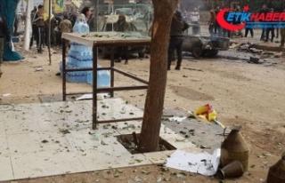 Afrin'de bombalı terör saldırısı: 2 ölü,...