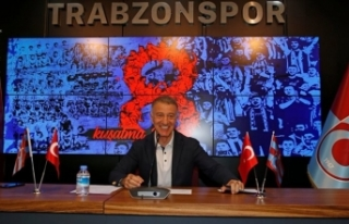 """Trabzonspor Kulübü Başkanı Ahmet Ağaoğlu: """"Kaybedilmiş..."""