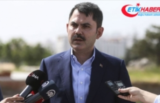 Bakan Kurum: Selden zarar gören vatandaşlarımızın...