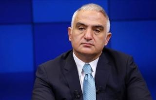 Bakan Ersoy: AKM'nin inşaatı yıl sonuna kadar...