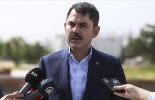 Bakan Kurum: Bursa'da hasar tespit çalışmaları...
