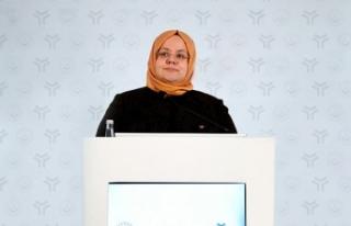 Bakan Selçuk: 'Hem şiddet mağduru kadının...