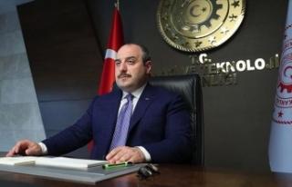 Bakan Varank: Reel sektörün güçlenmesi Türkiye'nin...