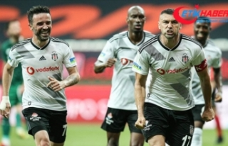 Beşiktaş yine farklı kazandı