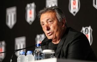 Ahmet Nur Çebi: Yeni sözleşme Sergen Yalçın'a...
