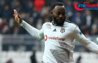 Beşiktaşlı futbolcu Nkoudou: Şampiyonluk biraz...
