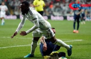Beşiktaş'ta N'Koudou sakatlandı