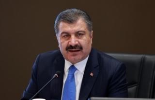 """""""Bilim Kurulu İstanbul, Ankara ve Bursa için maske..."""