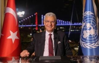 BM 75. Genel Kurul Başkanlığına seçilen Bozkır:...