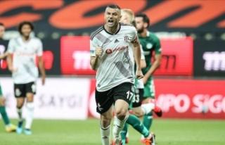 Burak Yılmaz Beşiktaş'taki en golcü dönemini...