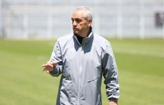 Sivasspor Teknik Direktörü Çalımbay'dan fikstür...
