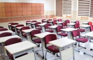 Çevre ve Şehircilik Bakanlığı 5 ilde 12 okul...