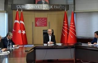 CHP Genel Başkanı Kılıçdaroğlu: Kısa süre...