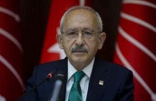 CHP Genel Başkanı Kılıçdaroğlu'ndan Volkan...