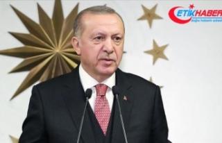 Cumhurbaşkanı Erdoğan: Ekonomide toparlanma sinyalleri...