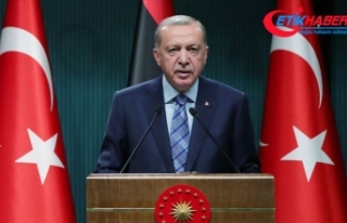 Cumhurbaşkanı Erdoğan: Libyalı kardeşlerimizi...