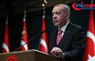Cumhurbaşkanı Erdoğan: Yusufeli Barajı ekonomimize...