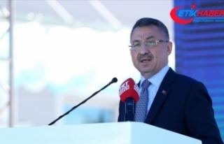 Cumhurbaşkanı Yardımcısı Oktay: Libya'da...