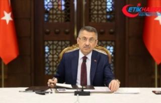 Cumhurbaşkanı Yardımcısı Oktay: Mültecilere...
