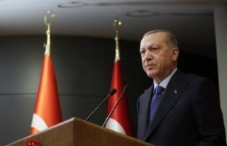 Cumhurbaşkanı Erdoğan, ABD'de eylemlere katılan...