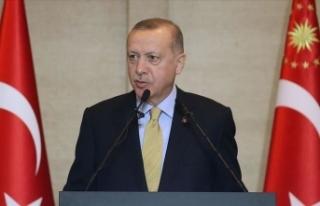 Cumhurbaşkanı Erdoğan: Bu birliğimiz, dayanışmamız...