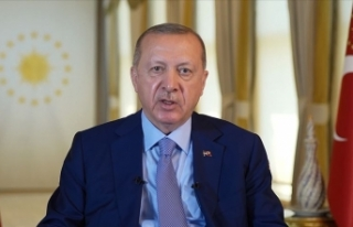 Cumhurbaşkanı Erdoğan: Irk, din, dil, etnik köken...