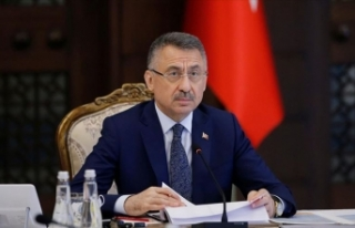 Cumhurbaşkanı Yardımcısı Oktay: Türkiye ile...