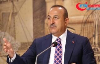 Dışişleri Bakanı Çavuşoğlu: Erdoğan-Trump...