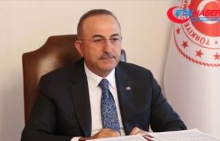 Dışişleri Bakanı Çavuşoğlu: Hafter bu savaşı...