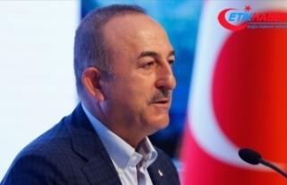 Dışişleri Bakanı Çavuşoğlu: Kalıcı siyasi...