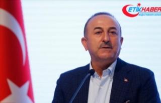 Dışişleri Bakanı Çavuşoğlu: Libya için en...