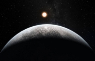 Dünya'ya benzeyen öte gezegenlerde volkanik...