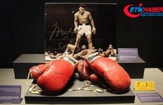 Efsane boksör Muhammed Ali'nin belgeseli bugün...