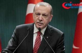 Erdoğan'dan terörle mücadele mesajı: Bu vatanın...