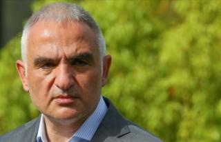 Bakan Ersoy: Havaalanlarında Kovid-19 test merkezleri...