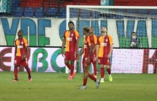 Galatasaray ile Gaziantep FK, ligde 2. randevuda