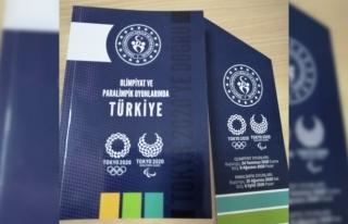 Gençlik ve Spor Bakanlığı, Tokyo 2020 için kitapçık...