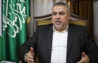 Hamas: İsrail'in ilhak planını başarısızlığa...