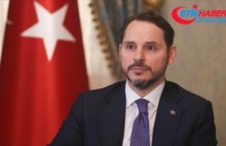 Hazine ve Maliye Bakanı Albayrak: Türkiye'nin...